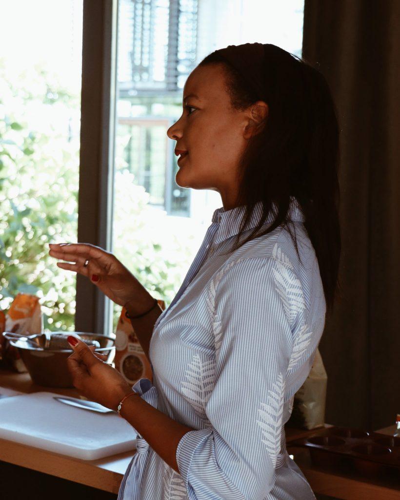 Food Coach und Clean Eating Expertin Adaeze von naturallygood.de