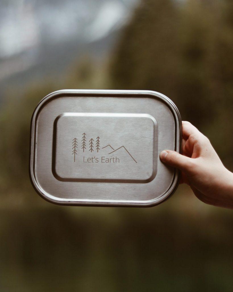 Nachhaltig mit einer Brotzeitbox